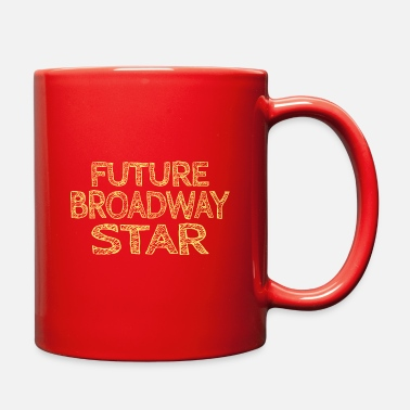 Trip Future Broadway Star T-Shirt Theater Gift - Full Color Mug