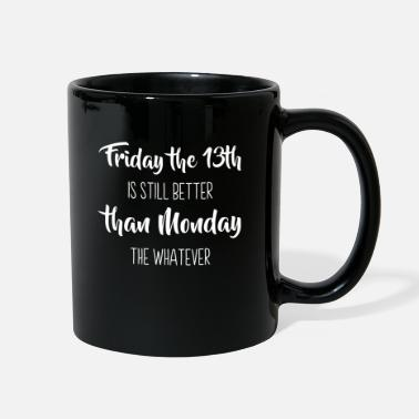Friday The 13th Friday The 13th - Full Color Mug