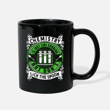 Chemistry Science - Full Color Mug