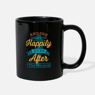 Divorce Divorce - Full Color Mug