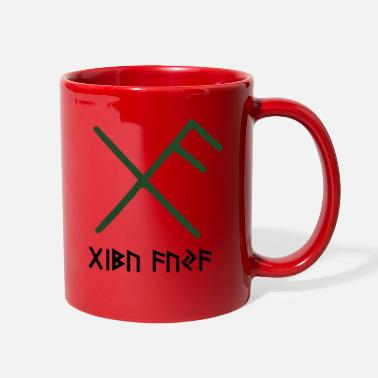 Runes Viking Rune - Full Color Mug
