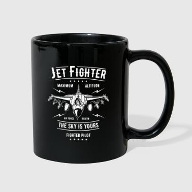 Jet Fighter Jet Fighter - Full Color Mug