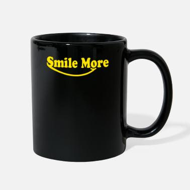 Smile More SMILE MORE - Full Color Mug