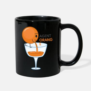 Orange Orange Juice Gift Orange Juice Orange Fruit - Full Color Mug