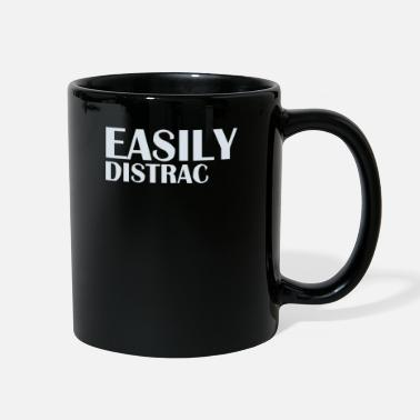 Easily Easily Distracted - Full Color Mug