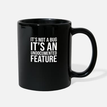 Code Programmer Funny Gift Idea - Full Color Mug