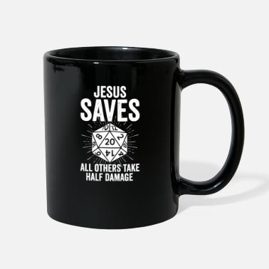 Dice DND Player Gift Idea - Full Color Mug