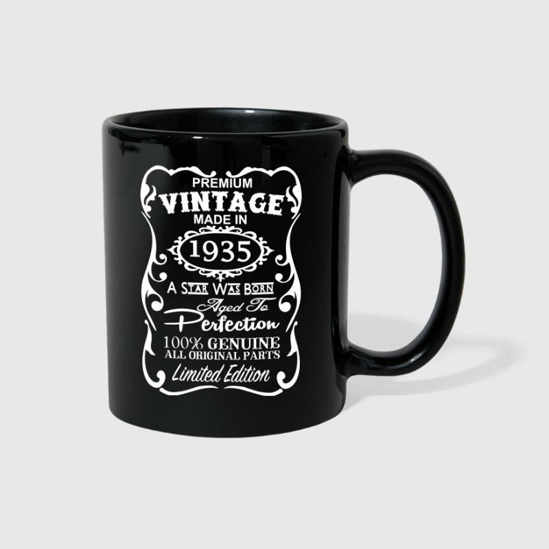 82nd Birthday Gift Ideas for Men and Women Unique  - Full Color Mug