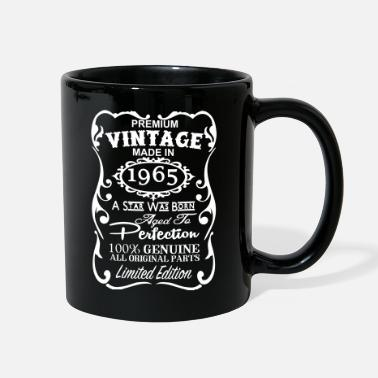 Vintage 52nd Birthday Gift Ideas for Men and Women Unique - Full Color Mug