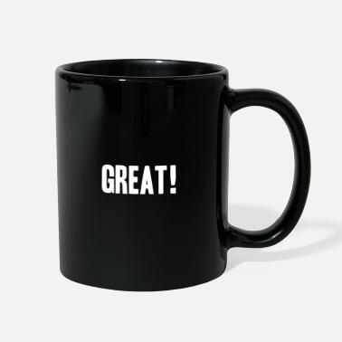 Greatness GREAT - Full Color Mug