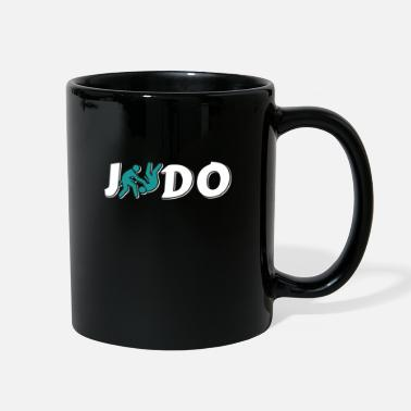 Karate Judo T-shirt & Gift - Full Color Mug