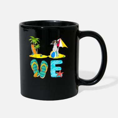 Summer Vacation Shirts German Shorthaired Pointer - Full Color Mug