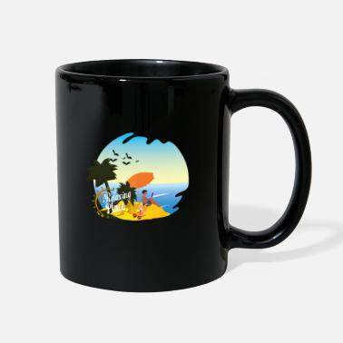 5 Seconds Of Summer relaxing place - Full Color Mug