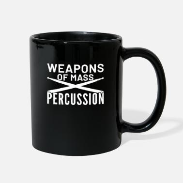 Band Drums Band Drum Drummer Drum - Full Color Mug