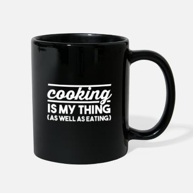 Restaurant Cook Cooking Kitchen Cook Restaurant Cook - Full Color Mug