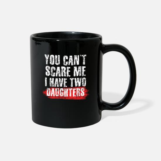 Hammer Mugs & Drinkware - mother father daughter - Full Color Mug black