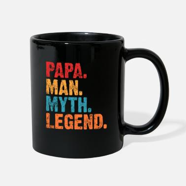 Car Dad Father's Day Family Son Daughter Gift - Full Color Mug