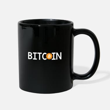 Chain Bitcoin coin gift Crypto Hodl - Full Color Mug