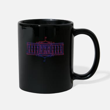 Column The White House - Full Color Mug
