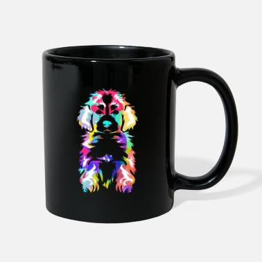 Dark Wave Bernese Cattle - Full Color Mug