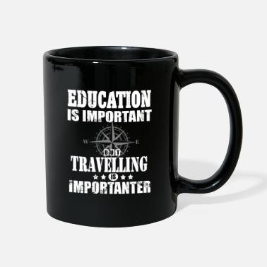 Travel Bug Travelling Education World Travel Travel Bug - Full Color Mug