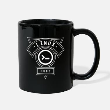Open Linux T-shirt A super gift. - Full Color Mug