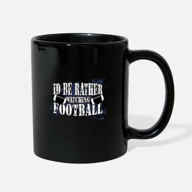 Sunday I Prefer To Watch American Football Star - Full Color Mug