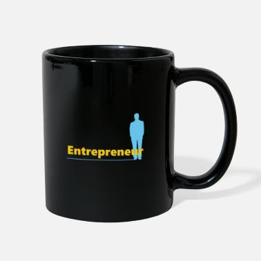 Startup Entrepreneur - Business Owner - CEO - Start Up $$$ - Full Color Mug