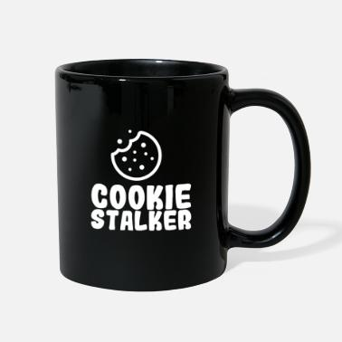 Cookie Present Cookie stalker cookies Christmas Present gift idea - Full Color Mug