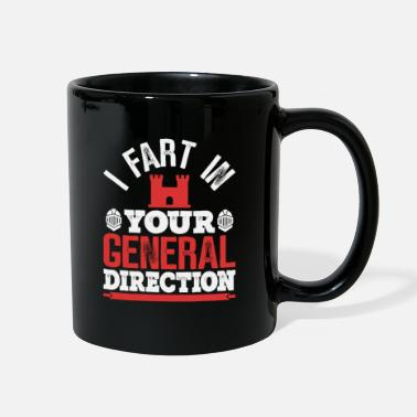 Grail Funny Comedy Geek Movie Quote Meme - Full Color Mug