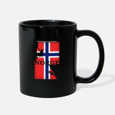Europe Norway Scandinavia Europe Travel - Full Color Mug