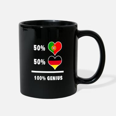 Portugal Germany and Portugal Ingenious / Gift - Full Color Mug