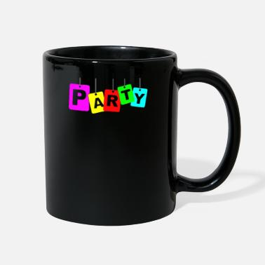 Party party party - Full Color Mug