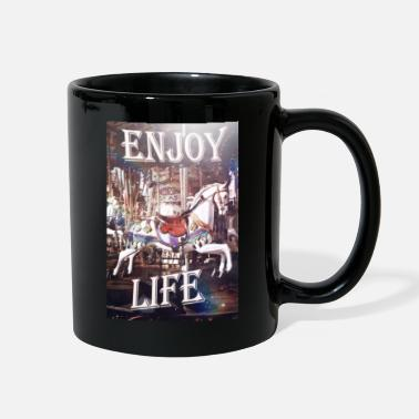 enjoy life - Full Color Mug