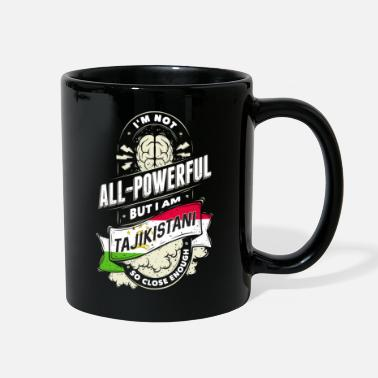 Westside I'm Not All Powerful But I Am Tajikistani - Full Color Mug