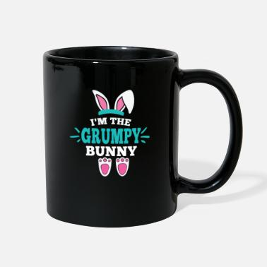 Grumpy Matching Family Easter - I'm the Grumpy Bunny gift - Full Color Mug