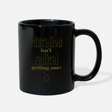 Education-culture education - Full Color Mug