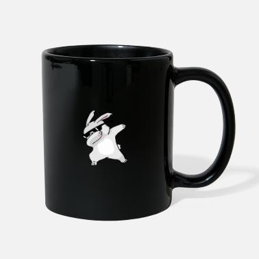 Cool Dabbing Rabbit cool Dab - Full Color Mug
