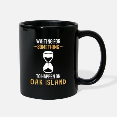 Mystery OAK ISLAND / TREASURE HUNTING: Oak Island - Full Color Mug