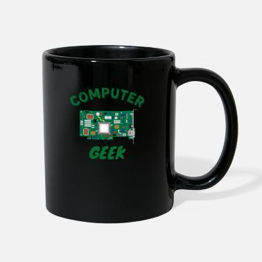 Computer Geek Computer Geek - Full Color Mug
