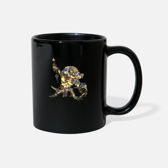 Phone Mugs & Drinkware - Smite Sobek iPhone 6 Case - Full Color Mug black