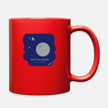 Mimas That's no moon - Full Color Mug