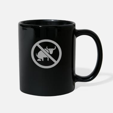 No Bullshit BULLSHIT - Full Color Mug