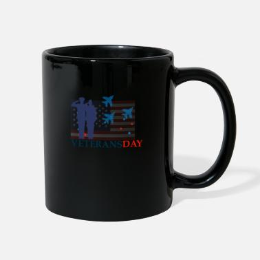 Veteran Veterans - Full Color Mug