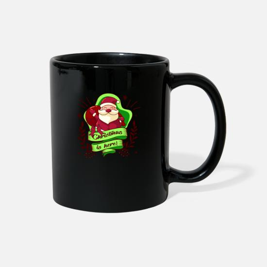 Christmas Mugs & Drinkware - CHRISTMAS - Full Color Mug black