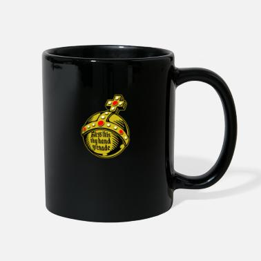 Hand Grenade Holiest of Hand Grenades pocket - Full Color Mug