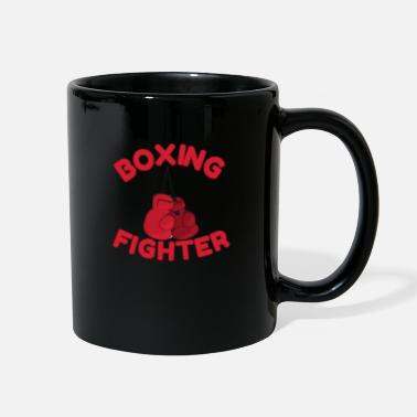Boxen Boxing - Full Color Mug