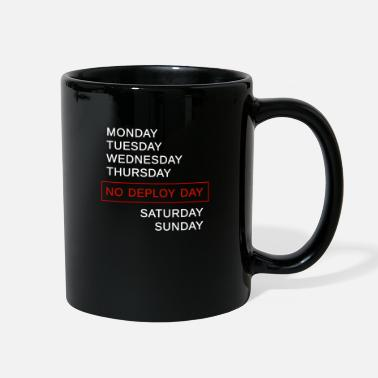 Php Nerd Funny Quote Developer Software Present - Full Color Mug