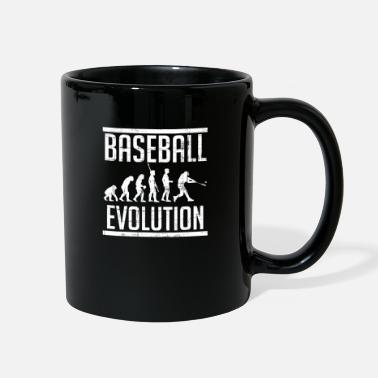 Cool Baseball Cool Baseball T-Shirt as Gift Idea - Full Color Mug