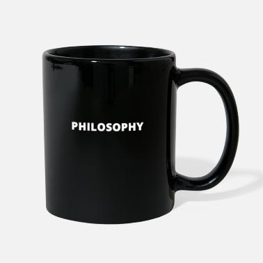 Philosophy Philosophy style - Full Color Mug